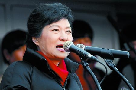 韩国总统朴槿惠:中国让我走出了绝望