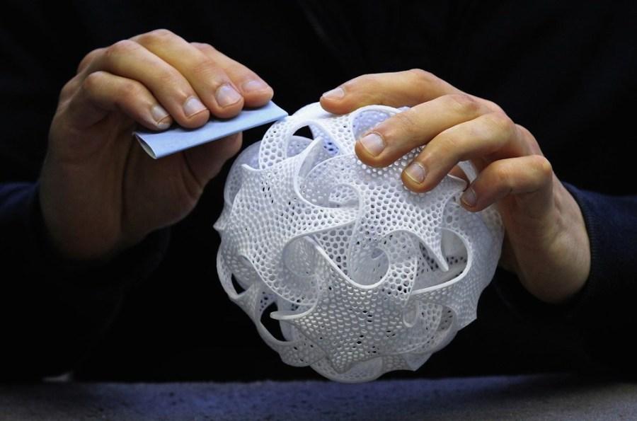 姚志刚:聊聊3D打印那些事儿