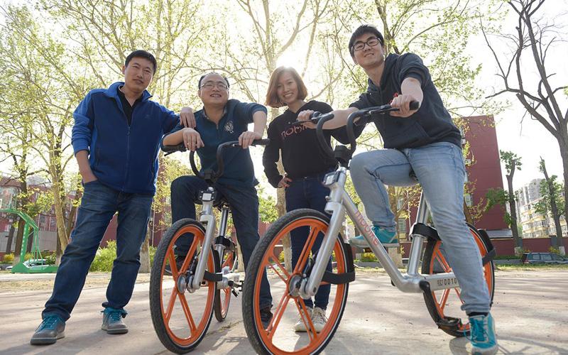 """用单车解决最后一公里通勤问题 摩拜想做成一家""""公益企业"""""""